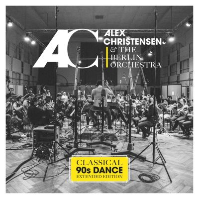 Classical 90s Dance (Extended Edition im Casebound Book), Alex & The Berlin Orchestra Christensen