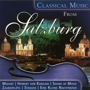 Classical Music from Salzburg, Various