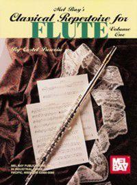 Classical Repertoire for Flute Volume One, Costel Puscoiu