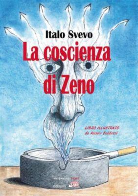 Classici 'lustrati: La coscienza di Zeno, Italo Svevo, Alessio Balduzzi