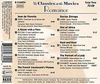 Classics At The Movies-Roman - Produktdetailbild 1