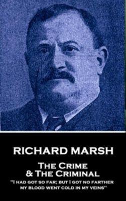 Classics Illustrated Junior: The Crime & The Criminal, Richard Marsh