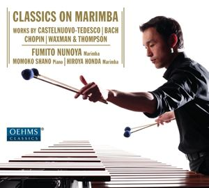 Classics On Marimba, Fumito Nunoya
