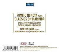 Classics On Marimba - Produktdetailbild 1