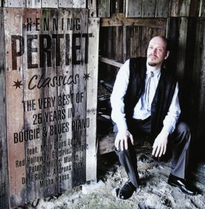 Classics-The Very Best Of 25 Years Of Blues & Boog, Henning Pertiet