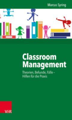 Classroom Management, Marcus Syring