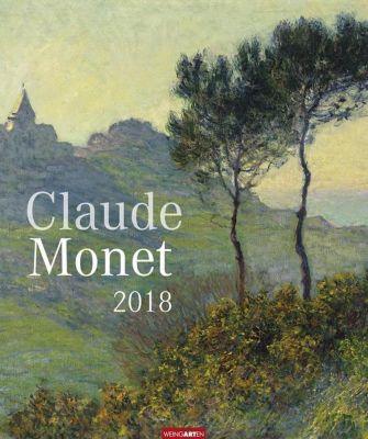 Claude Monet 2018, Claude Monet