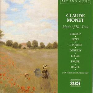 Claude Monet-Music Of His Ti, Diverse Interpreten