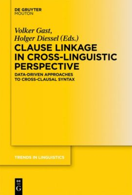 Clause Linkage in Cross-Linguistic Perspective