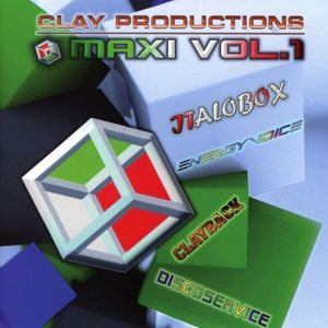 Clay Productions-Maxi Vol.1., Diverse Interpreten
