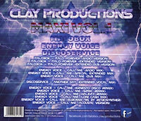 Clay Productions-Maxi Vol.1. - Produktdetailbild 1