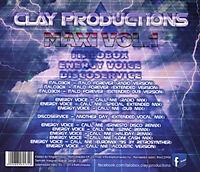Clay Productions-Maxi Vol.1. - Produktdetailbild 1