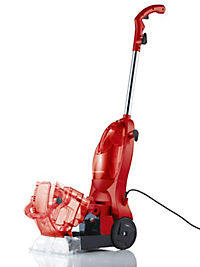 Cleanmaxx Teppichreiniger 500W rot - Produktdetailbild 1