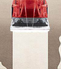Cleanmaxx Teppichreiniger 500W rot - Produktdetailbild 6