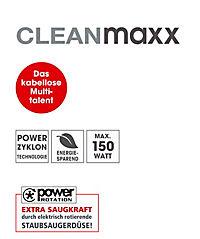 CleanMaxx Zyklon-Handstaubsauger mit Akku - Produktdetailbild 6