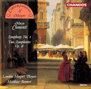 Clementi (Sinfonien), Bamert, Lmp