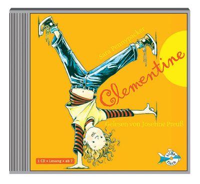 Clementine Band 1: Clementine (1 Audio-CD), Sara Pennypacker