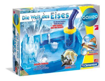 Clementoni - Galileo Die Welt des Eises