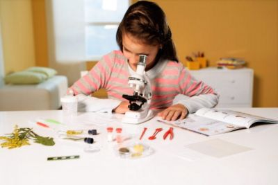 Clementoni galileo natur unter dem mikroskop