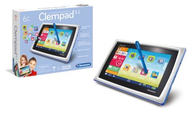 Clempad, Android-Tablet für Kinder
