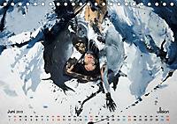 Cleothia Farbspiele (Tischkalender 2019 DIN A5 quer) - Produktdetailbild 6