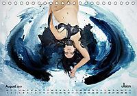 Cleothia Farbspiele (Tischkalender 2019 DIN A5 quer) - Produktdetailbild 8
