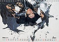 Cleothia Farbspiele (Wandkalender 2019 DIN A4 quer) - Produktdetailbild 3
