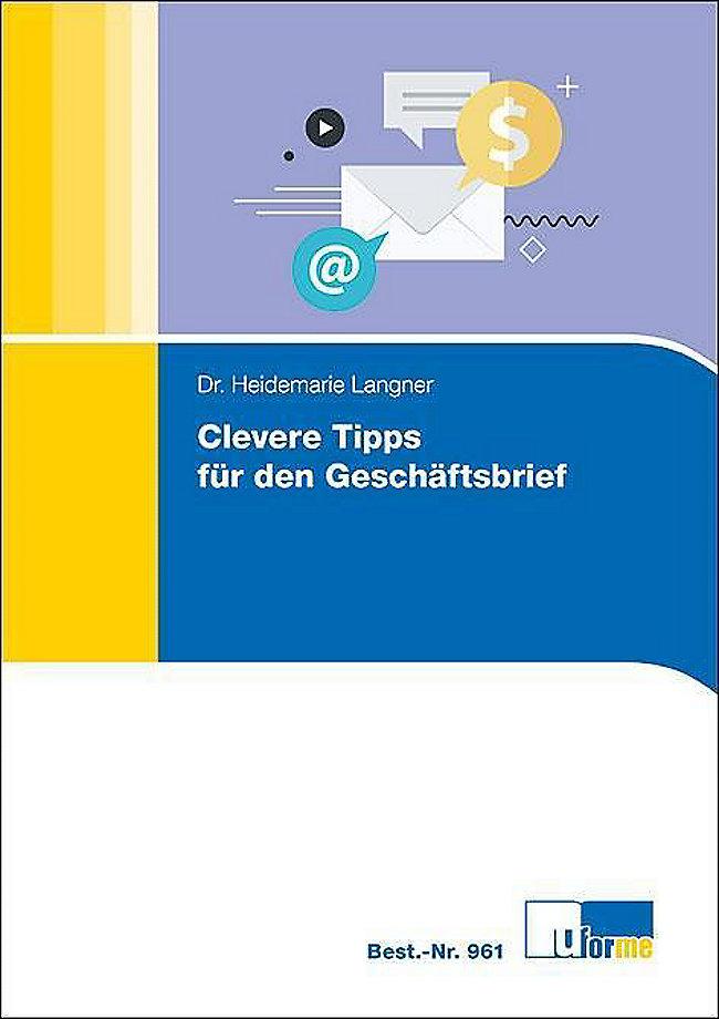 Clevere Tipps Für Den Geschäftsbrief Buch Bestellen Weltbildde