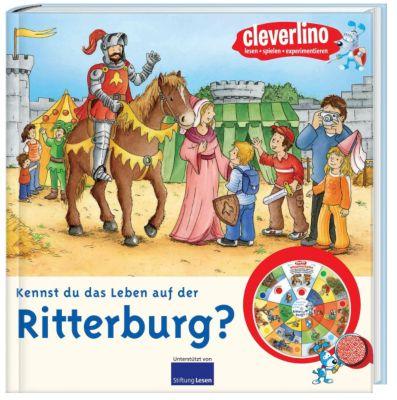 Cleverlino: Kennst du das Leben auf der Ritterburg?