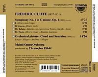 Cliffe Sinf.1 - Produktdetailbild 1