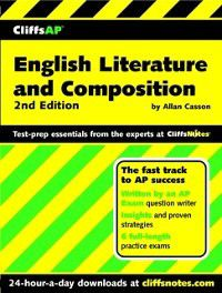 CliffsAP English Literature and Composition, Allan Casson