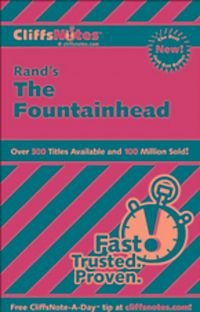 fountainhead sparknotes The fountainhead (sparknotes literature guide) by ayn rand, 9781586635152, available at book depository with free delivery worldwide.