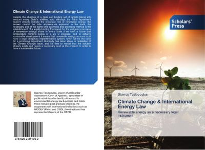 Climate Change & International Energy Law, Stavros Tasiopoulos