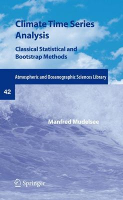 Climate Time Series Analysis, Manfred Mudelsee