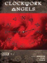 Clockwork Angels: Clockwork Angels, Issue 1, Neil Peart