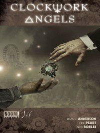 Clockwork Angels: Clockwork Angels, Issue 3, Neil Peart