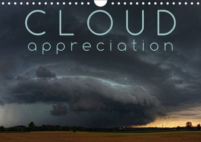 Cloud Appreciation (Wall Calendar 2019 DIN A4 Landscape), Martina Cross
