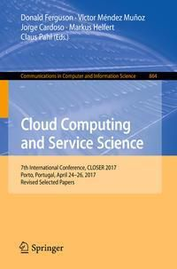 Cloud Computing and Service Science