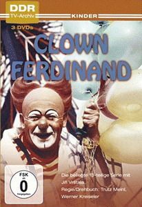 Clown Ferdinand, Ddr TV-Archiv
