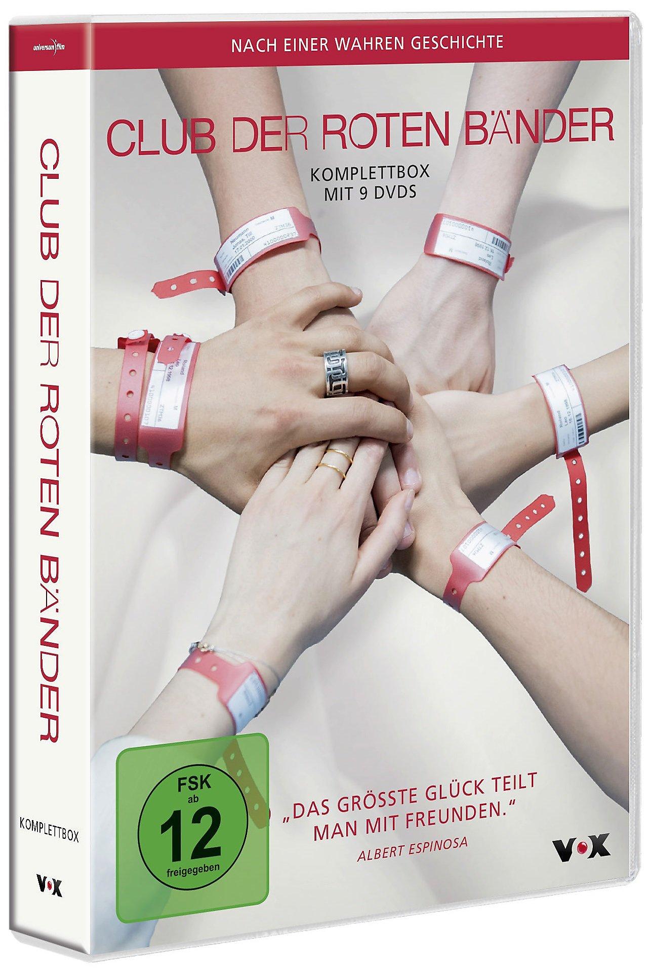 Club Der Roten Bänder Bänder Bestellen
