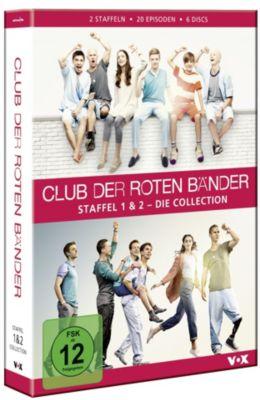 Club der roten Bänder - Staffel 1 & 2, Diverse Interpreten