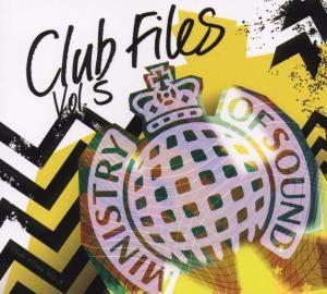 Club Files Vol. 5, Diverse Interpreten