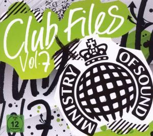 Club Files Vol.7, Diverse Interpreten