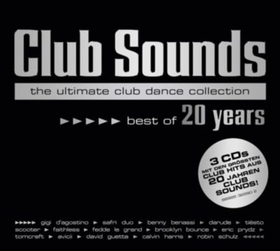 Club Sounds - Best Of 20 Years, Various