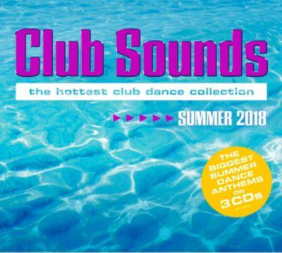 Club Sounds Summer 2018 (3 CDs), Various