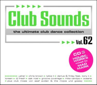 Club Sounds Vol. 62, Various