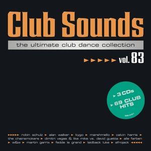 Club Sounds,Vol.83, Diverse Interpreten