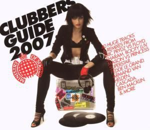 Clubbers Guide 2007, Diverse Interpreten