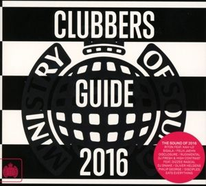 Clubbers Guide 2016, Ministry Of Sound Pres.
