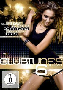 Clubtunes On DVD 6, Diverse Interpreten